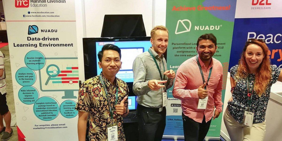 Edutech Asia 2018