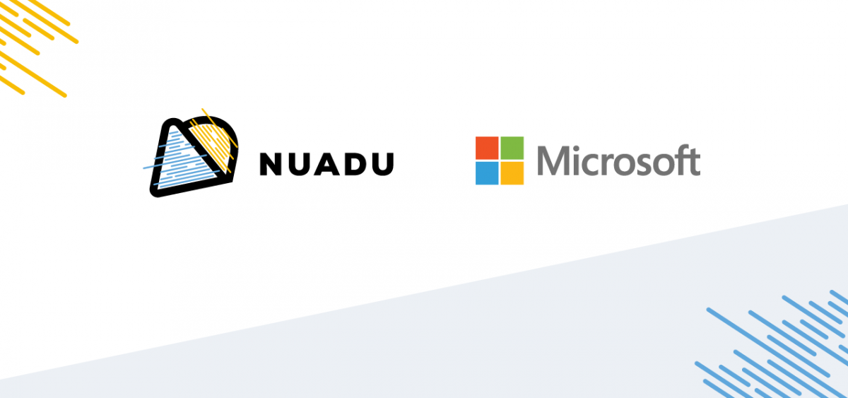 NUADU as a part of Microsoft EduDays
