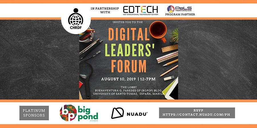 digital leaders' forum Philippines