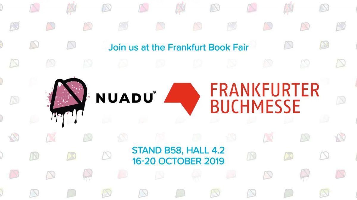 join NUADU at Frankfurt book trade