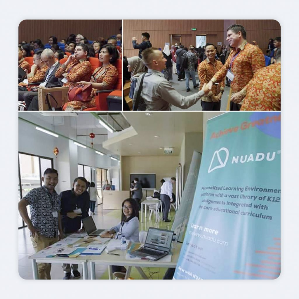 NUADU attends ANPS Indonesia