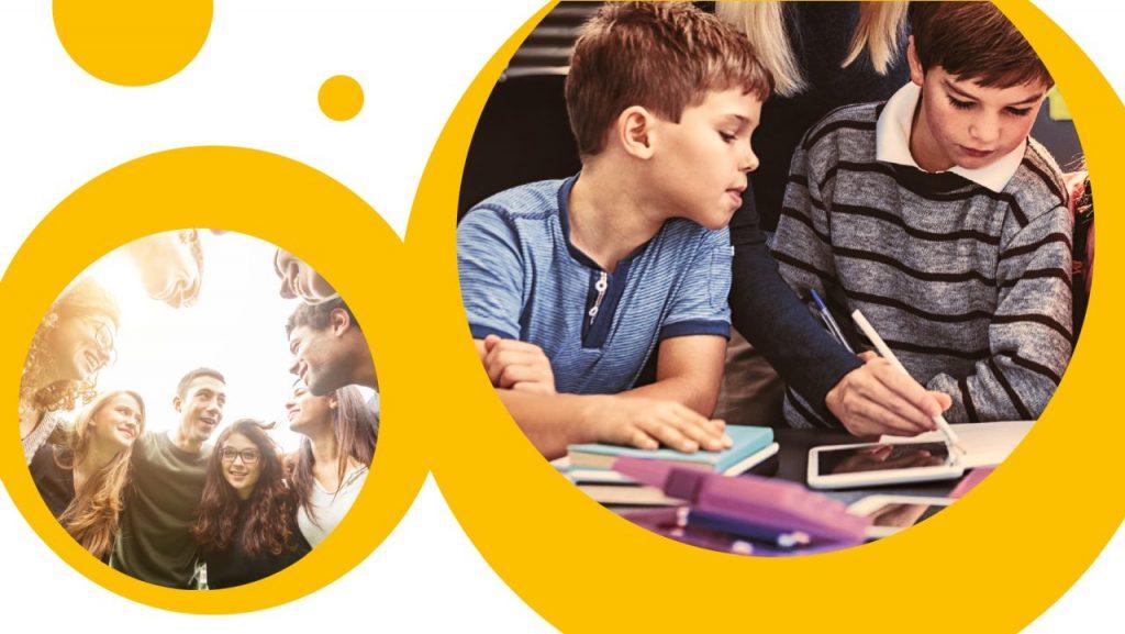 NUADU educational platform encourages students for cooperation and teamwork