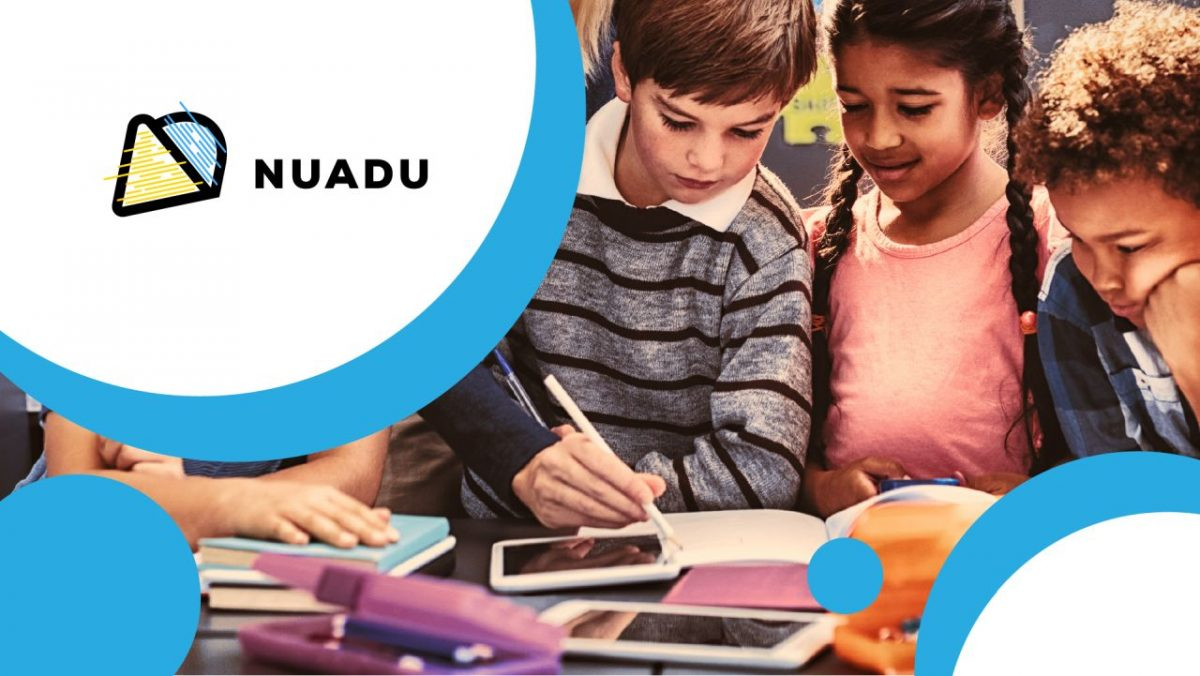 NUADU supports cooperation and teamwork among pupils