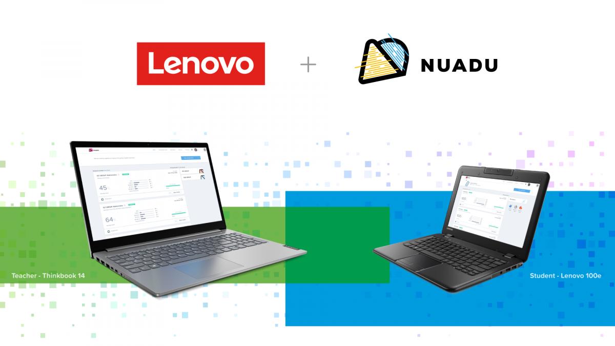 Dengan gembira kami informasikan bahwa laptop Lenovo dengan akses NUADU sekarang tersedia di Indonesia