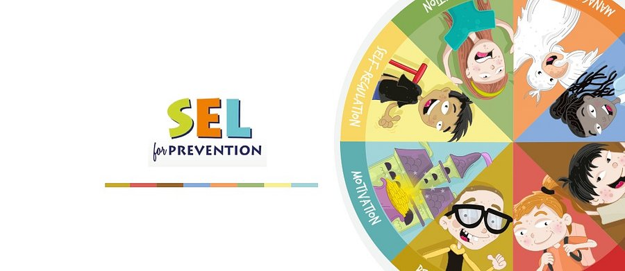 Sel for prevention - social and emotional learning program in NUADU platform